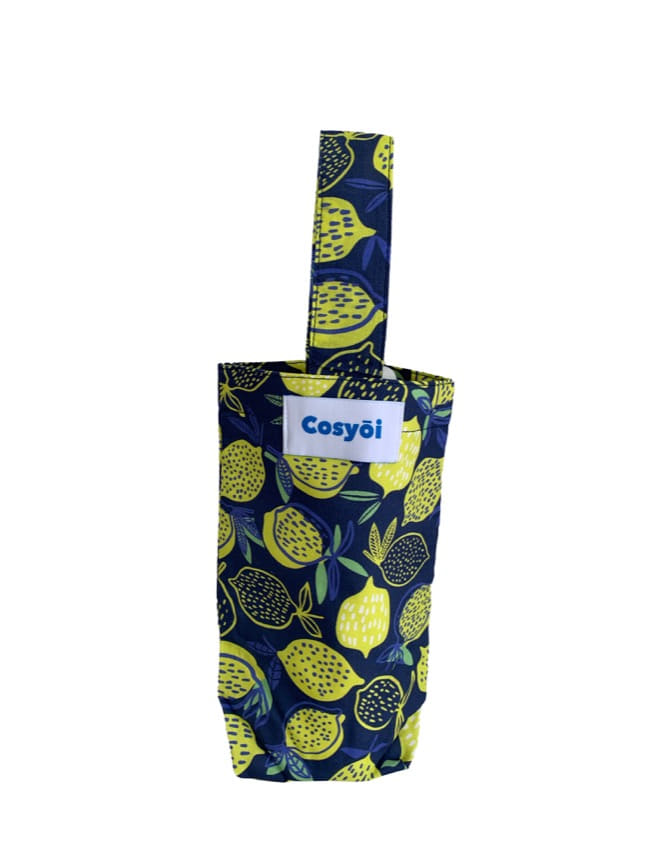 LEMON BLUEBERRY TUMBLER BAG